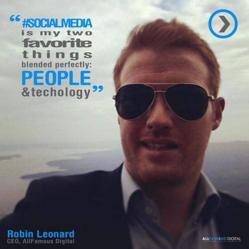 Robin Leonard's avatar