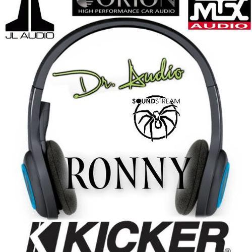Dj Ronny Mesclando Fuertemente..!!!