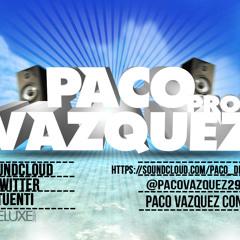 Paco Vazquez