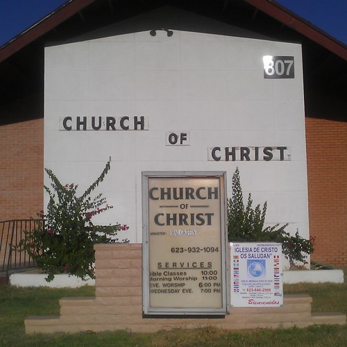Goodyear church of Christ's avatar