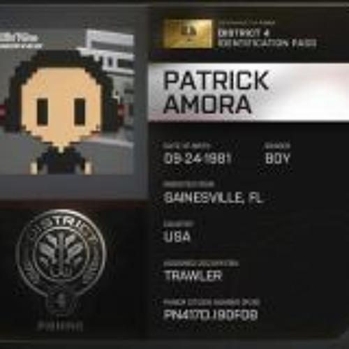 Patrick Amora's avatar