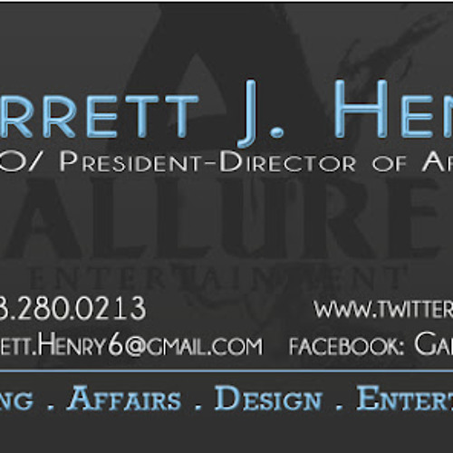 Gee Henry's avatar