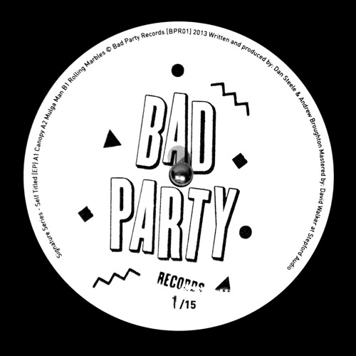 BAD PARTY RECORDS's avatar