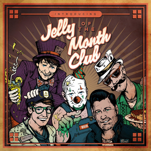 Jelly Of The Month Club's avatar