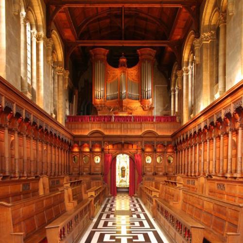 Hertford College Chapel's avatar