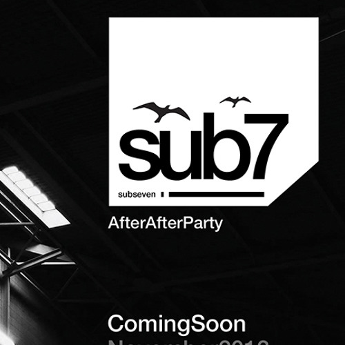 SUB-7 AFTER-AFTER PARTY's avatar