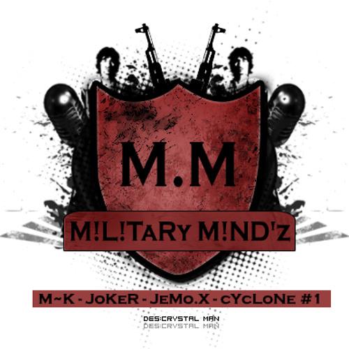 MILITARY MIND'z - العقول العسكرية's avatar