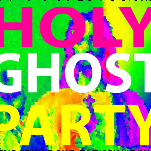 HOLY GHOST PARTY's avatar