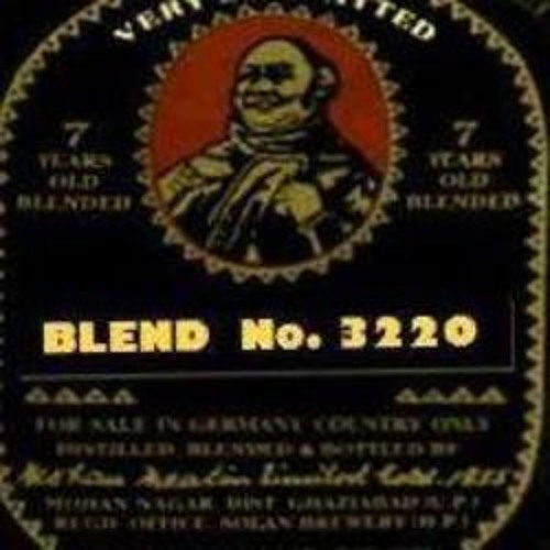 Blend No.3220 - Laying Down Blues