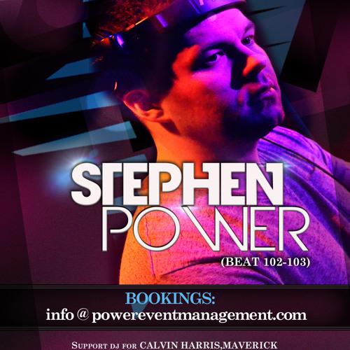 Dj Stephen Power's avatar
