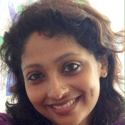 Asha Oommen's avatar