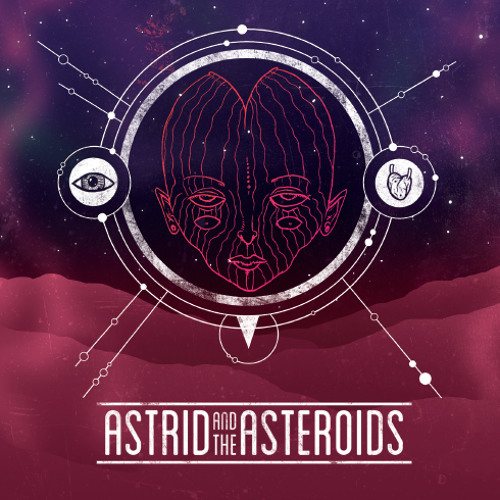 Asteroids stripped back