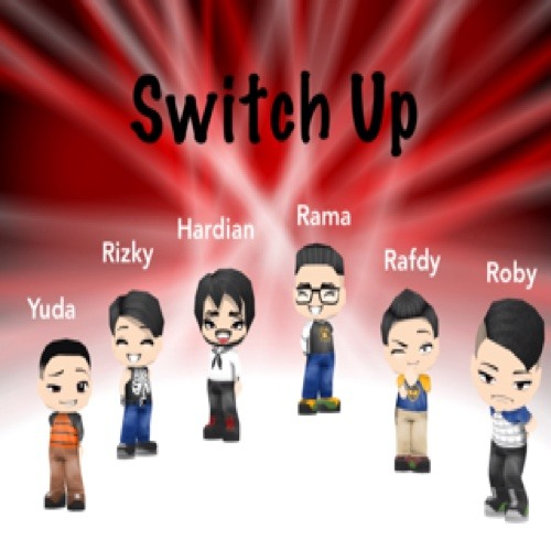 SWITCH UP (official)'s avatar