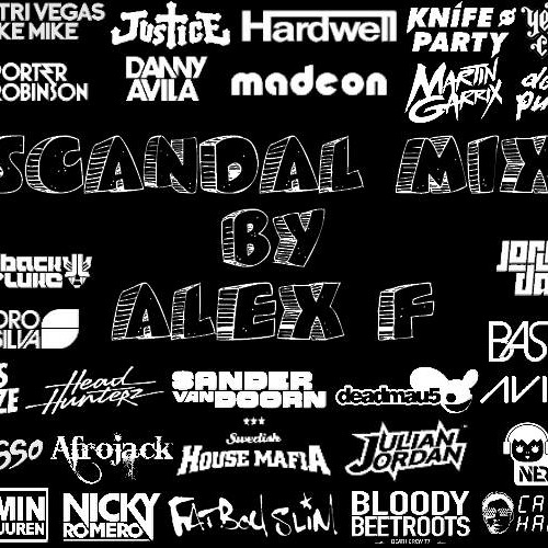 Scandal Mix By Alex F's avatar