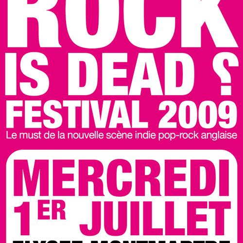 rock is dead's avatar