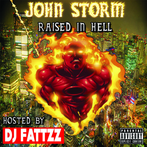 iJohn Storm's avatar