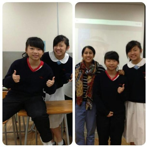Vicky  Yu's avatar