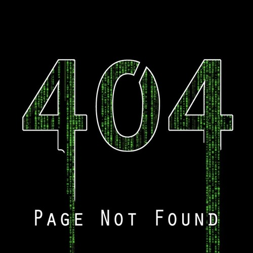 404 Page Not Found Band's avatar