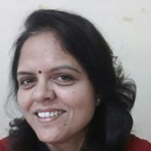 Monika Vijay Patel's avatar
