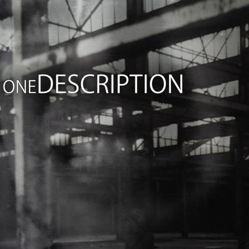 oneDESCRIPTION's avatar