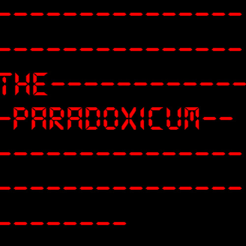 THE PARADOXICUM's avatar
