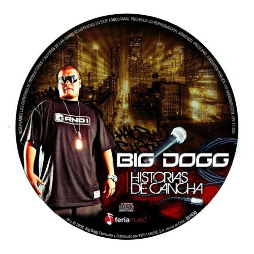 MC BIG DOGG's avatar