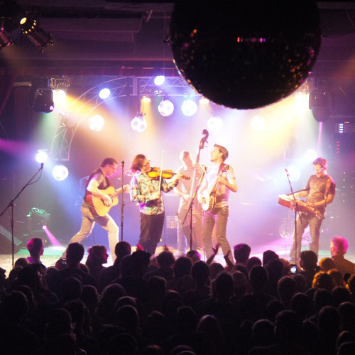 TheInfamousStringdusters's avatar