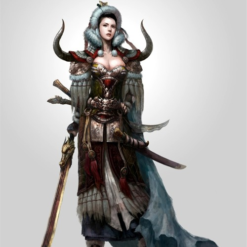 Mrs Genghis Khan's avatar