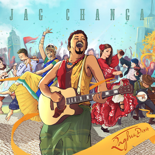 The Raghu Dixit Project's avatar