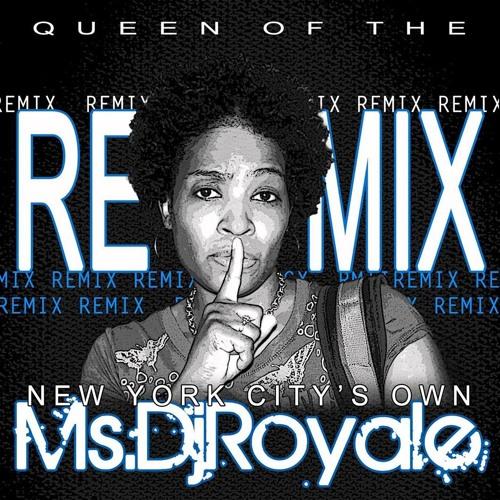 Blurred 4Dem People (Ms.Dj Remix)
