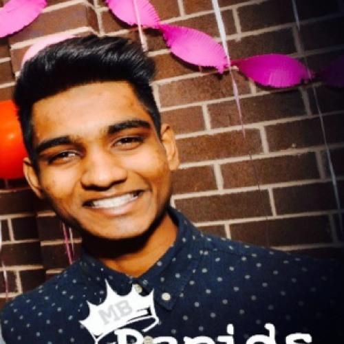Abhishek Patrick's avatar