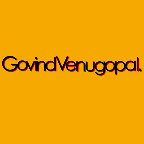 GovindVenugopal's avatar