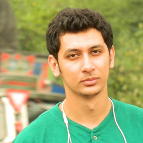 Parth K Vyas's avatar