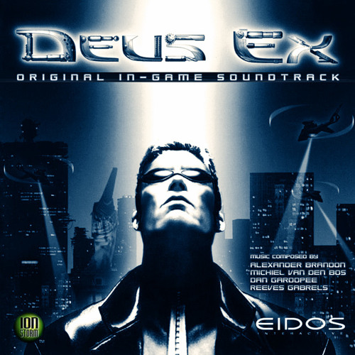 Hong Kong - Streets (Alexander Brandon) by Deus Ex OST