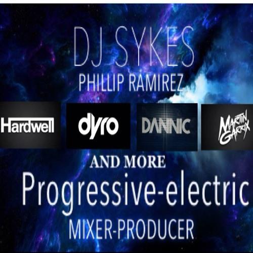 OFFICIAL DJ SYKES's avatar