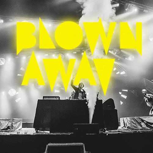 Secret Cinema live set tijdens Blown Away Fest 2013