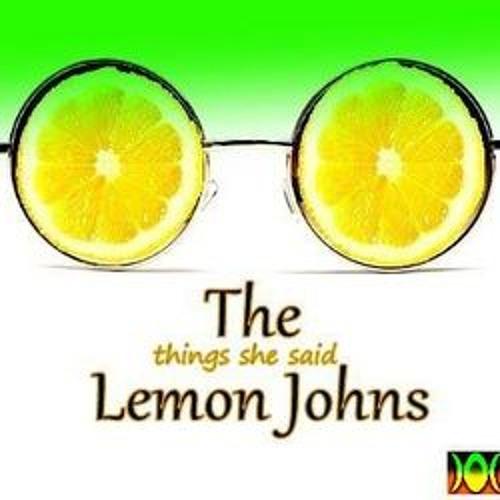 I Warned You- The Lemon Johns