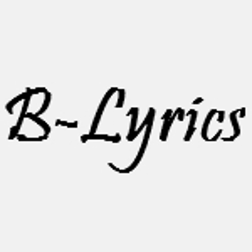 B-Lyrics's avatar