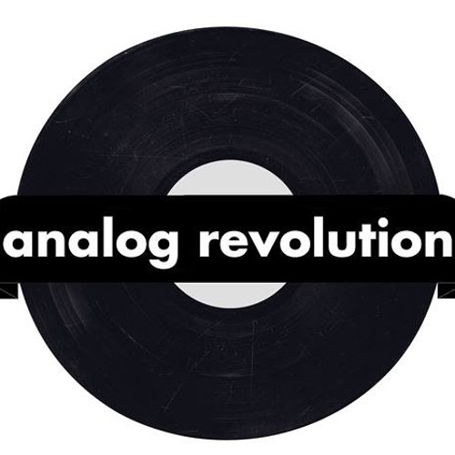 Analog Revolution Records's avatar