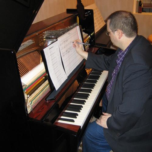 Composer Erik Janson's avatar