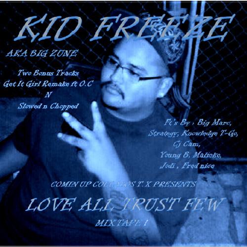 Big Zune aka Kid Freeze's avatar