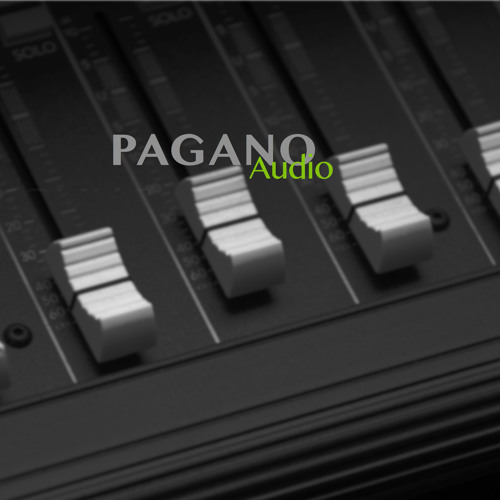 PAGANO audio's avatar