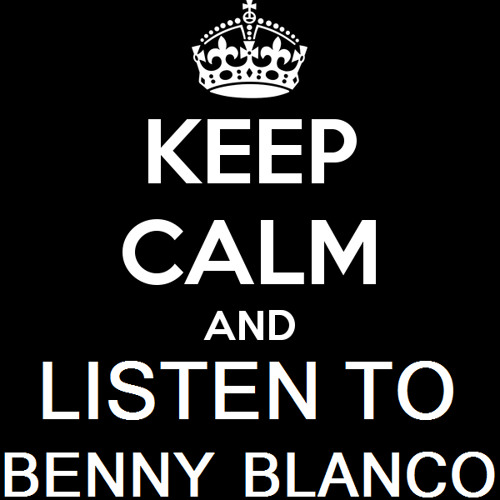 benny blanco download's avatar