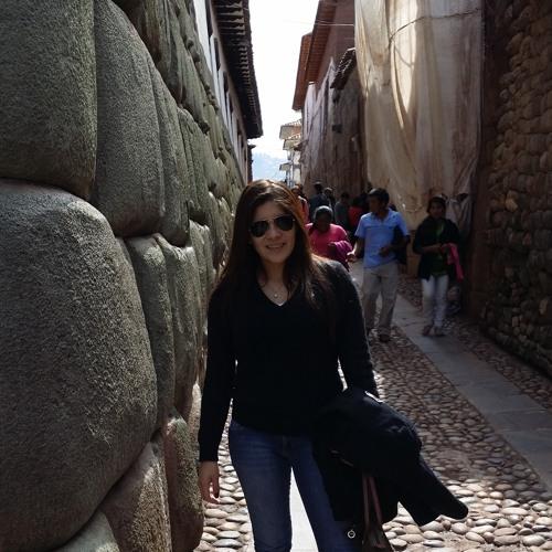 Natalia Tincopa Cebrián's avatar