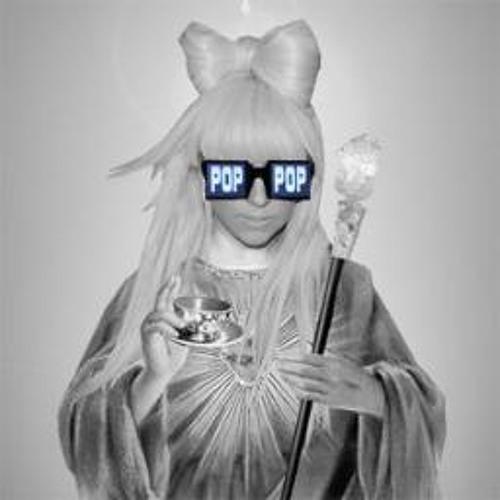 Santa Lady Gaga's avatar