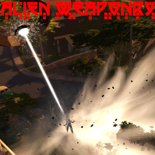 Alien Weaponry's avatar