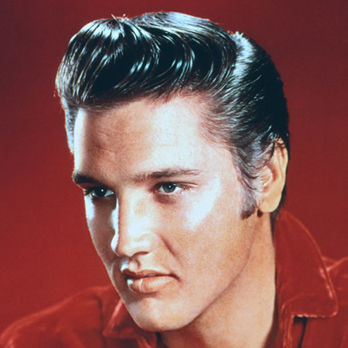 the real Elvis Presley's avatar