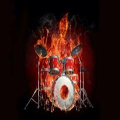 Luca albertin drumming