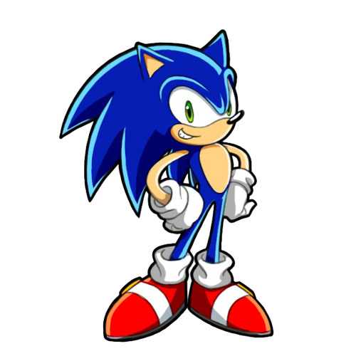sonic the hegehog's avatar