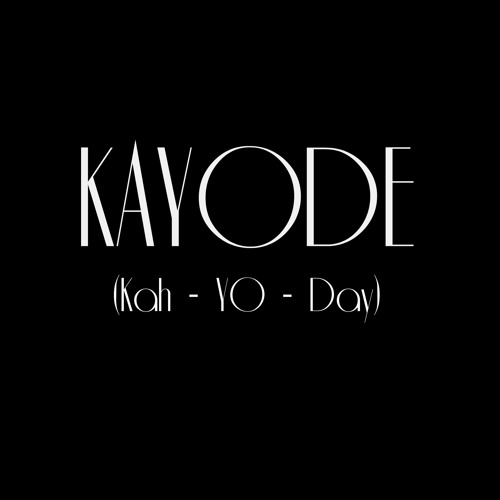 Kayode Gamble's avatar